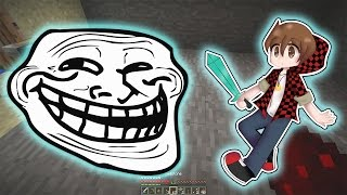 PRANKING BAJANCANADIAN (TROLL) Minecraft: SMP HOW TO MINECRAFT S2 #18 with JeromeASF
