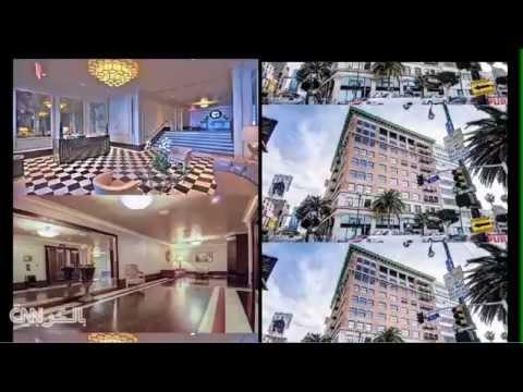 شقة أشهر نجوم الروك في هوليوود