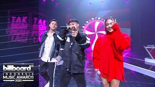 Download lagu BILLBOARD INDONESIA MUSIC AWARDS 2020 - Marion Jola X Weird Genius X Rizky Febian