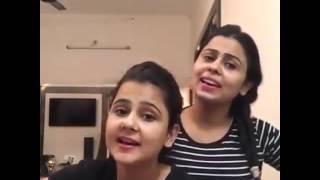 Kuwari punjabi song by two girls
