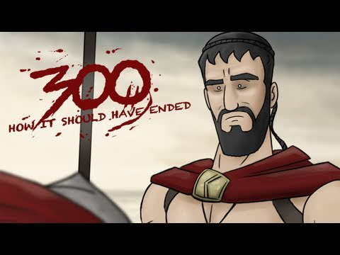 How 300 Should Have Ended Music Videos