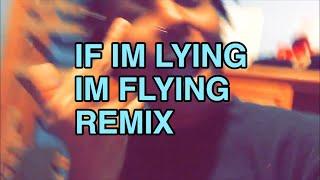 Kodak Black - If I'm Lying I'm Flying Remix Music Video
