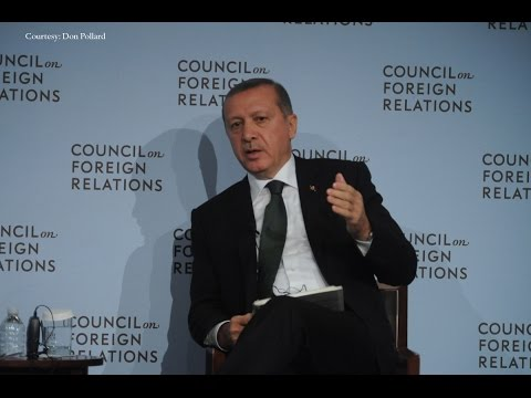A Conversation with Recep Tayyip Erdogan