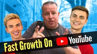 How to Grow Fast on YouTube By Dominating Trends