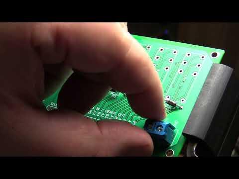 Relay Computer ep. 5 - Building the ALU multiplexer