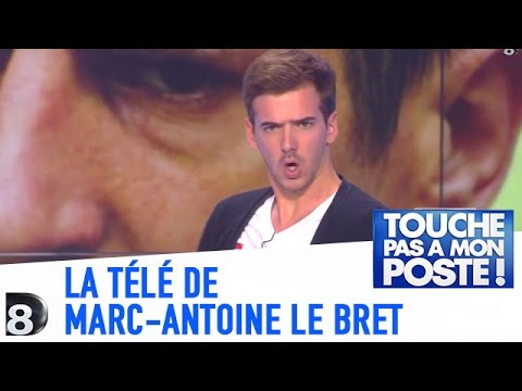 TPMP : Marc-Antoine Le Bret imite 30 personnalités en 5 minutes (Vidéo)
