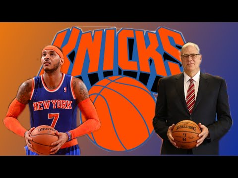 NBA 2K15 My GM Mode Ep.1 - New York Knicks | The Triangle Offense | Xbox One