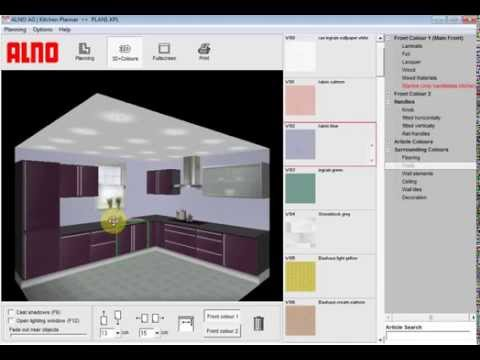 Alno ag Kitchen Planner 096b - Free Download