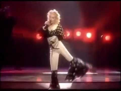Madonna Holiday Official Music Video YouTube