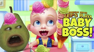 Pear Forced to Play - Baby Boss