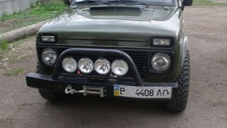 #609. Lada Niva 4x4 Hunting [RUSSIAN CARS]