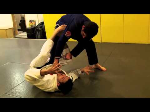Technique of the Week - Two Escapes from Knee on Belly