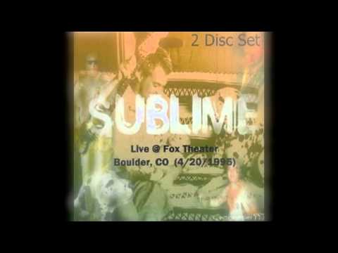 Sublime - All You Need