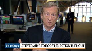 Billionaire Steyer Says He