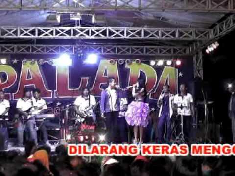 New PALADA - Istana Cinta (Citra N. ft Puji L.) Live Sumolawang Puri Mojokerto 2017
