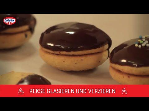 How-to: Kekse glasieren