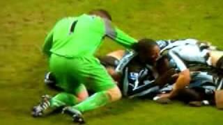 Newcastle 4-4 Arsenal