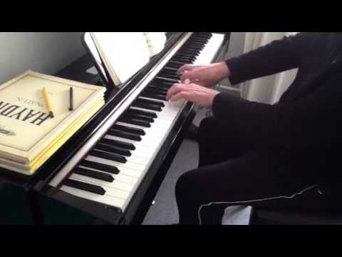 Бах Иоганн Себастьян - BWV 957 - Фуга (соль мажор)