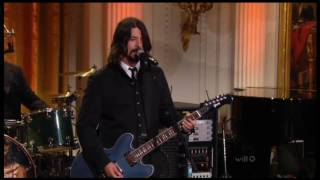 McCartney @ The White House 2010 - Dave Grohl: BAND ON THE RUN - Part 6 of 7