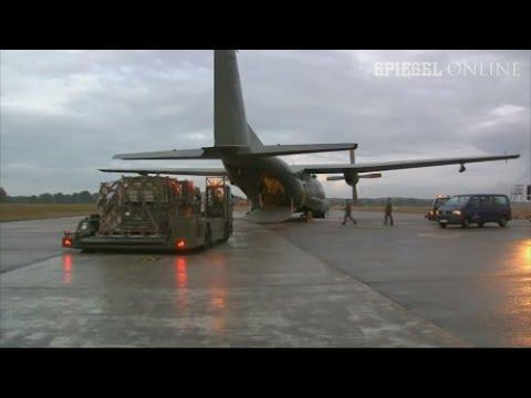 Unterstützung für Kurden: Erster Hilfsflug der Bundeswehr gestartet