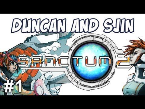 Sanctum 2 - Humble Beginnings [Feat. Sjin]