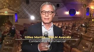 Palmarès du Droit 2021 - BBLM Avocats - Contentieux commercial