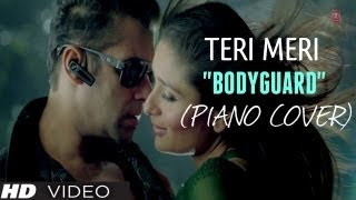 Teri Meri Prem Kahani video song from Bodyguard