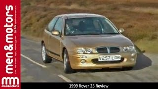 1999 Rover 25 Review