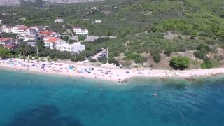 Tucepi 2015 by Dji Phantom 3, Croatia