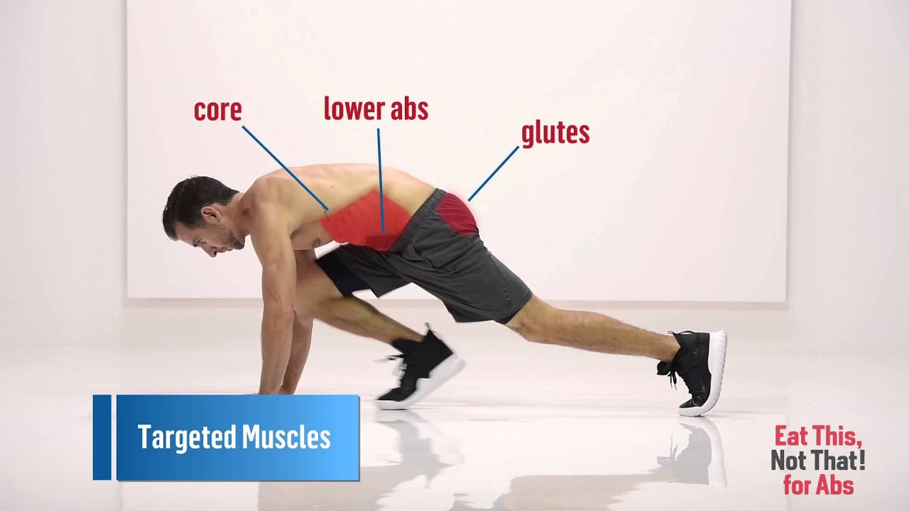 How to Do Mountain Climbers for a Total Body Workout