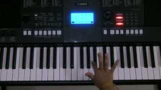 Vellaripravinte Changathi - Pathinezhinte Poonkaralil - Malayalam - Piano Tutorial By Pranav Anish