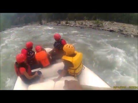 Beas River - Manali - White Water Rafting