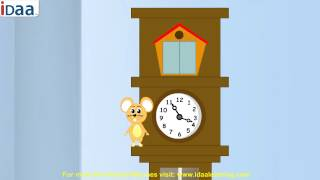 Dickory, Dickory,Dock- IDaa Preschool Kids Rhymes. HD version
