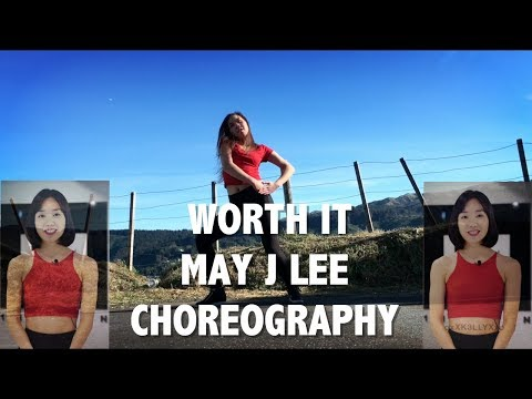 Worth It - Fifth Harmony ft. Kid Ink | May J Lee...