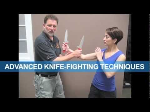 Bram Frank: Advanced Knife-Fighting Techniques Image 1