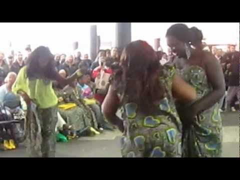 Sabar  The Gambian Cultural Week Stockholm 2012 (pt5)