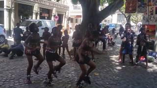 Street music & dance - Cape Town South Africa