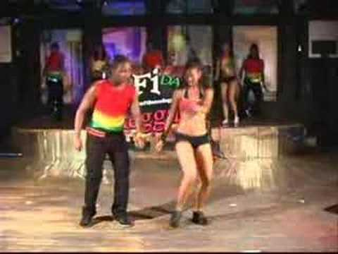 How fi dance reggae  Dancehall Step On line