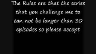 Anime challenge for TuzoAnime