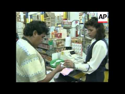 MEXICO: FINANCE MINISTER ORTIZ ANNOUNCES ECONOMY IS RECOVERING
