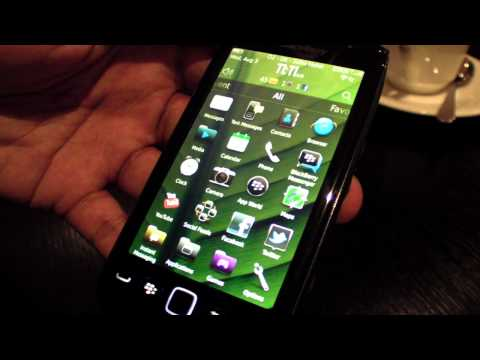 BlackBerry Torch 9860 Video Walkthrough