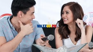 Xian Lim & Kim Chiu Answer What Is Thier Most Memorable Date