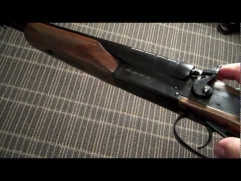 Double Barrel Chinese 12 Gauge Shotgun  - JW-2000 Coach gun review
