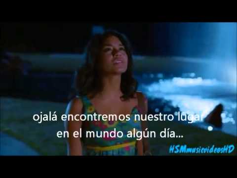 Gabriella And Troy - Por Mi Camino Ire Gotta Go My Own Way