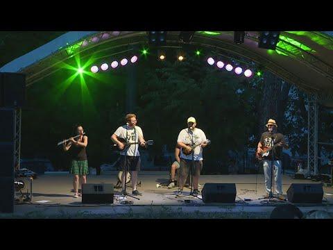 Kaleidoszkóp: A The Pontiac együttes fellépése, Tér-Zene fesztivál (2020.09.04.)