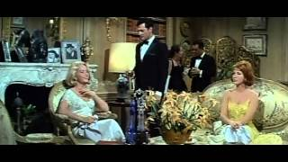 Goodbye Charlie 1964 Tony Curtis, Debbie Reynolds, Pat Boone Full Length Comedy Fantasy Movie