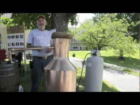 How To Make Moonshine (Still Making Moonshine) With Jim Tom