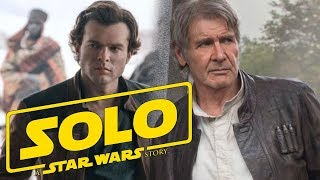 "Harrison Ford ""Raves"" About Solo, Says Alden Ehrenreich ""Nailed It"""