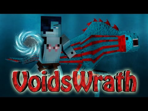 Minecraft Voids Wrath Modded Survival Ep 19 THE ABYSS HORROR DIMENSION