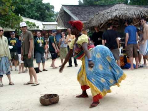 Jamaican my booty dance